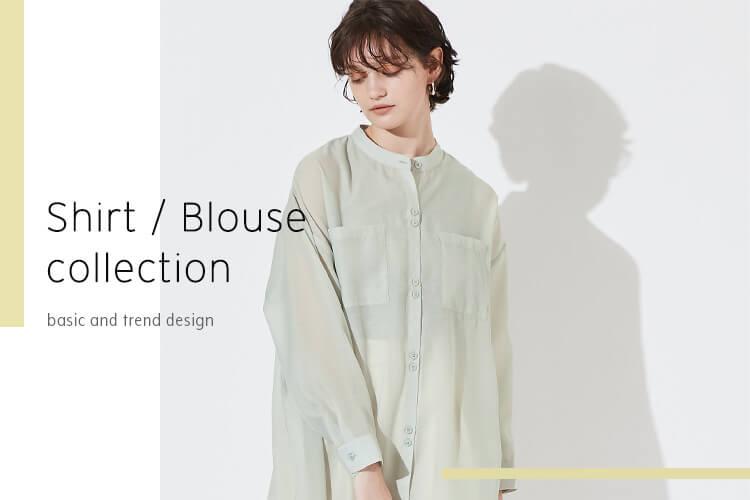 シャツ/ブラウス コレクション