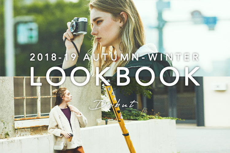 18-19 A/W LOOKBOOK