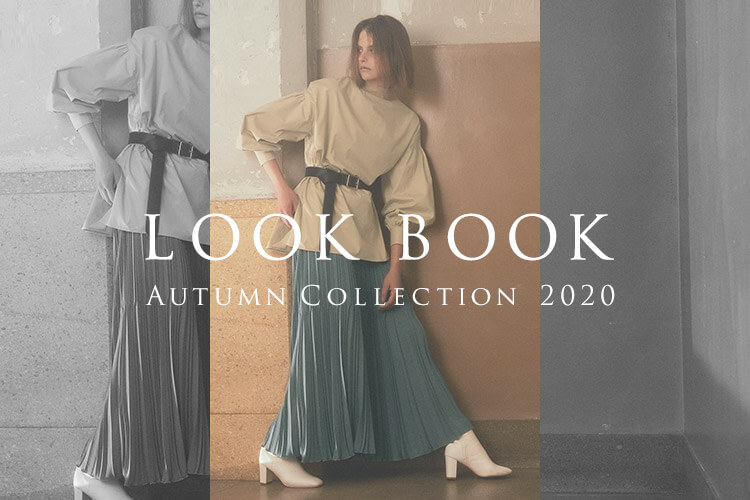 '20 AUTUMN LOOK BOOK
